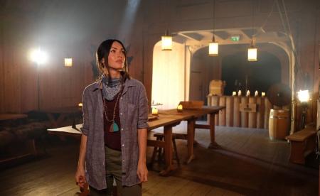 《梅根福克斯:失落傳說》發現首位維京女性高階戰士! 辣媽梅根.福克斯 打破「花瓶」印象 化身知性考古學者 嘗試揭開人類古文明真相