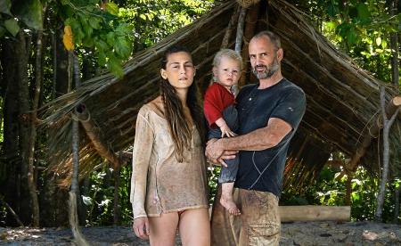 地表超狂老爸!帶妻子和2歲小孩在無人島過一個月 求生大師艾德於10月27日來台 分享荒野求生秘招 Discovery頻道《單挑荒野一家》帶你看最狂一家人