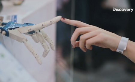 Discovery 頻道 記錄台灣FinTech應用 刷臉提款、語音辨識、AI 人工智能 如何運作   玉山銀行分享成功經驗  展現台灣金融科技實力 《從台灣看未來:金融科技》2月28日 週五晚間10點首播