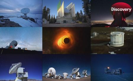 兩百位科學家 串連全球八大天文台望遠鏡 Discovery 跟拍兩年 《黑洞獵人》全紀錄 解開人類史上最大謎團 黑洞終極秘密 《黑洞獵人》4月10日星期五 晚上9點首播