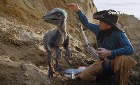 美國西部牛仔也斜槓!尋找恐龍化石當副業可賺上百萬美金? 逼真的CGI動畫重現「侏儸紀公園」 身歷其境抓寶猶如「恐龍界寶可夢」 《恐龍化石挖寶人》