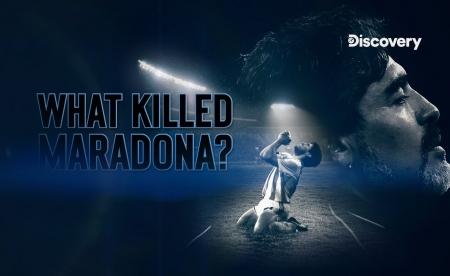 當代球王C羅、梅西 一生膜拜的世紀球王-迪亞哥馬拉度納   揭開《球場上帝》60歲早逝致命的生活秘辛  :《球王馬拉度納的殞落》