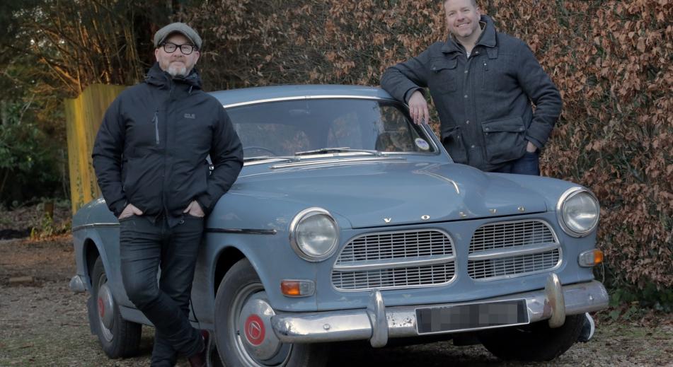 舊貨獵人: 經典好車