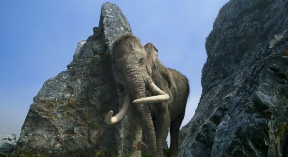 冰河期的巨獸
